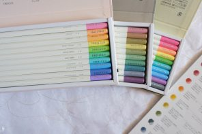 Irojiten: la enciclopedia de color de Tombow